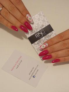 #mscnails #nails #uñas #ungles #ongles #uñasacrilicas #acrylicnails #nailart #naildesign #art #design #semilac #dotingtool #gelpolish #esmaltesemi #semipermanente