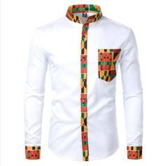 African Shirts For Men, African Dresses Men, African Clothes, African Clothing For Men, Latest African Wear For Men, African Attire, African Women, African Dashiki Shirt, Dashiki Shirt Mens