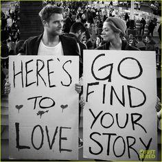 Analeigh Tipton & Jake McDorman Make Their Own 'Manhattan Love Story' (Exclusive Video!)