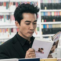 Asian Actors, Korean Actors, Dr Jin, Man In Love, My Love, Black Korean, Korea University, Song Seung Heon, Seong
