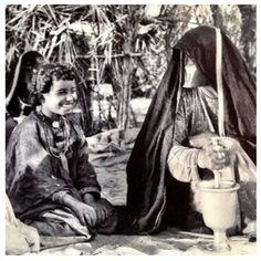UAE Women pre-oil period