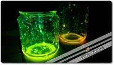 Barattolo luminescente - Glow jar Vediamo come realizzare un barattolo  luminescente Tutorial su abchobby.it 7468b76a336