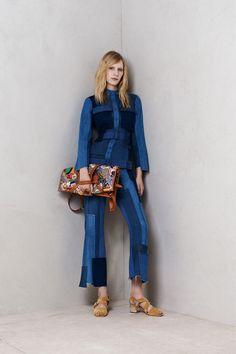Alexander McQueen Resort 2014 Collection Slideshow on Style.com