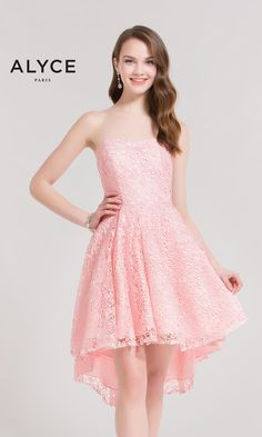 e1d0e07e5b Alyce Paris Homecoming 3696 Chic Boutique  Largest Selection of Prom