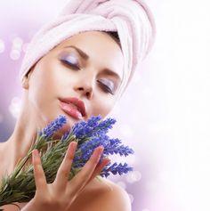 Exfoliate Your Skin With A DIY Lavender Oil and Sea Salt Body Scrub...