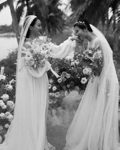 Wedding Chicks® (@weddingchicks) • Instagram photos and videos Bridal Looks, Destination Wedding Photographer, Vietnam, Bride, Photo And Video, Phan, Be Perfect, Wedding Dresses, Asia