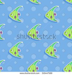 http://www.shutterstock.com/ru/pic-310447589/stock-vector-vector-seamless-sea-pattern-with-smiling-triangular-green-fish-pattern-for-children.html?rid=1558271