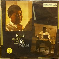 Ella and Louis Again Vol. 2 (Verve MGV-4018).