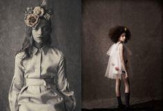Bonnie Young fall 2013 kids fashion lookbook
