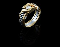De Laur / Fine jewelry made of gold and gems Jewelry Rings, Fine Jewelry, Jewelry Making, Jewellery, Ring Bracelet, Bracelet Watch, Bracelets, Gents Ring, Ring Designs