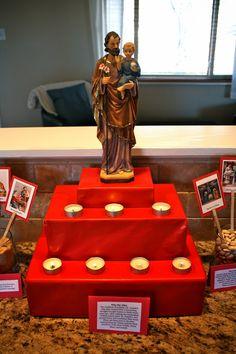 35 Best Catholic Prayer Table Ideas images in 2018 ... - photo#33