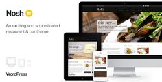 Deals Nosh - Restaurant and Bar WordPress Themeonline after you search a lot for where to buy