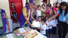 Lions Distribute Books to Children - http://lionsclubs.org/blog/2013/03/21/lions-distribute-books-to-children/