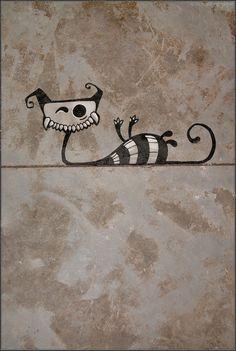 Chesire Cat by Richard Vermaak