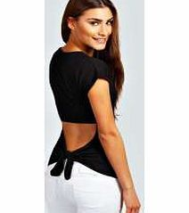boohoo Dawn Open Knot Back Tee - black azz25046 Make your top a talking point with textures - think brocades, quilting and fluffy-feel. Jersey kinda gal? Shake it up with shapes. Crop tops get cutting edge in boxy, boyfriend fit shapes and shell to http://www.comparestoreprices.co.uk/womens-clothes/boohoo-dawn-open-knot-back-tee--black-azz25046.asp