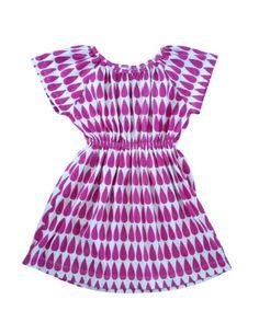 Kom dress from Lambpoodle kids