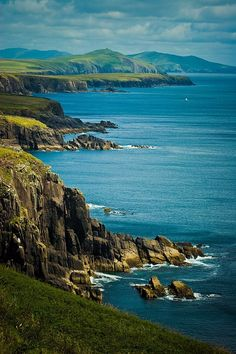 Dingle, Ireland. Onc...