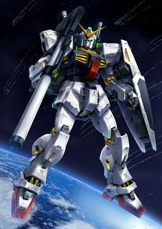 RX-178 Gundam Mk-II / ぱんだらいおん