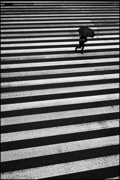 We really love this dramatic, high-contrast black-and-white photo of Tamachi, Tokyo, 2012 (via Shin Noguchi). #photography #inspiration