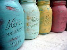Love Mason jars!!