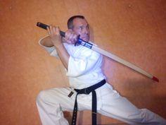 Techniki dobywania miecza 2 Jerzy Rumanowski 1Dan