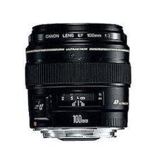 #Canon ef 100mm f/2.0 usm obiettivo  ad Euro 405.99 in #Canon #Fotocamere obiettivi canon