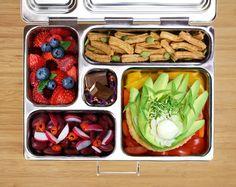 Bagel Avocado Lunchbox