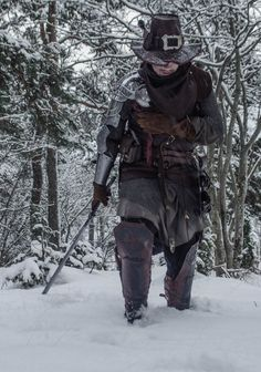 witch hunter cosplay - Google Search