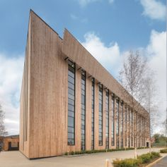 To achieve the desired sustainability requirements, B & K Structures installed its cross laminated timber, providing a naturally engineered high load bearing solution, with strong environmental benefits.