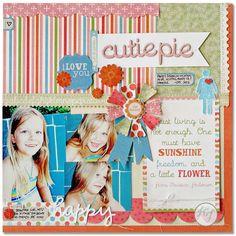 kim watson ★ paper crafts ★ designs: Tutorial + Carta Bella