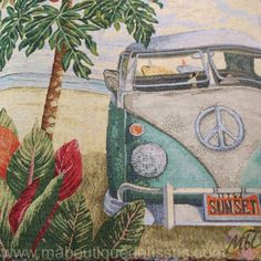 Vans Vintage, Painting, Art, Art Background, Painting Art, Kunst, Paintings, Performing Arts, Painted Canvas