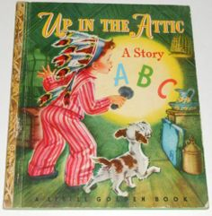 """LGB Up in The Attic A Story ABC """"C"""" 