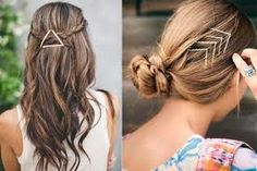 Image result for minimal bridal hair pieces