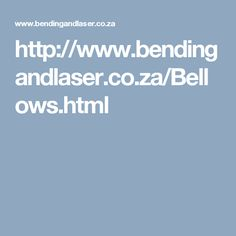 Feel free to cotact us for any item that is used in laser cutting in bending. we always use to keep in stock of some of commonly used parts like nozzles, shields, Teflon covers and rings that are in full demand to provide the fastest delivery to our clients. Visit : http://www.bendingandlaser.co.za/Bellows.html
