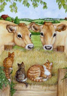 Mignonnes Illustrations coffre aux tresors deuxiemme serie - Page 47