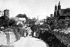 Pontesbury, Shropshire