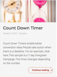 Count Down Timer - Arthur Cimatu Take Action, Continue Reading, Counting, It Works, Wordpress, Campaign, Day, Tips, Nailed It