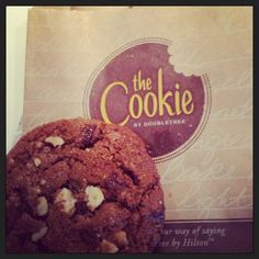 The infamous Doubletree cookie in Dublin at The Morrison Hotel