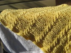 Ravelry: Sunny Cables and Crowns pattern by Carole Prior Leisure Arts #3219, Our Best Knit Baby Afghans