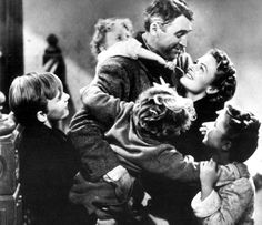 It's A Wonderful Life.  And if you think it's not, you obviously haven't seen this movie. :)