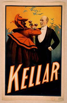 The Occult Posters Of Magician Harry Kellar Cheers Devil 2