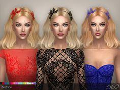 Headband - Butterfly (S4) Headband - 16 colours DOWNLOAD