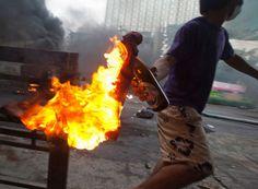 Como funciona e onde surgiu o coquetel-molotov?