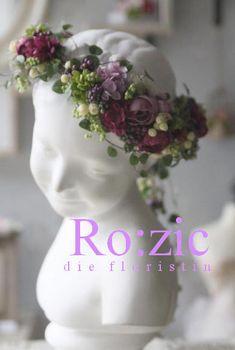 preserved flower http://rozicdiary.exblog.jp/24615366/