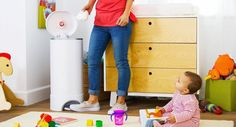Best Diaper Pail - Reviews and Buyer's Guide - BroadReview