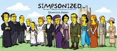 Simpsonized pop culture by ADN