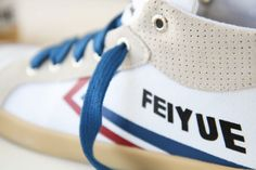 Feiyue and Bonton sneakers - Summer 2012