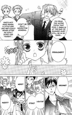 Ouran High School Host Club 21 - Read Ouran High School Host Club 21 Online - Page 3 Ouran Host Club Manga, Host Club Anime, Ouran Highschool, Basic Drawing, High School Host Club, Comic Panels, Manga Covers, Manga Pages, Anime Comics