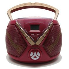Bakugan Boombox by Digital Blue. $39.95. From the Manufacturer                Now you can be a part of the Brawlers gang even when you are listening to the music. This Bakugan Boombox plays CDs, CD-Rs, CD_RWs and AM/FM radio stations. Its compact size makes it easy to carry around so you can take with you no matter where your next battle is.                                    Product Description                Now you can be a part of the Brawlers gang even when you a...