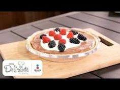 Cheesecake de nutella | Cocina Delirante